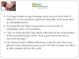 bharat matrimonial  online bharat matrimony 3