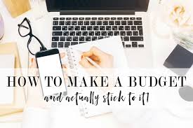 Family Budgeter How To Manage Your Household Finances