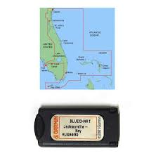 Key Largo Chart Garmin Bluechart Jacksonville Key Largo Mus009r Data Card Marine Chart Ebay