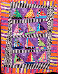 Sailboat Quilt Pattern Awesome Decorating Ideas