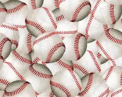 Baseball Fabric, Sports Fabric, Fabric by the yard, Fat Quarter ... & BASEBALLS Fabric by the Yard Half Yard Fat Quarter Base Ball Fabric Sports Fabric  Quilting Apparel 100% Cotton Fabric t6-32 Adamdwight.com