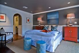 paint ideas for bedroom with chair rail home design inspiration