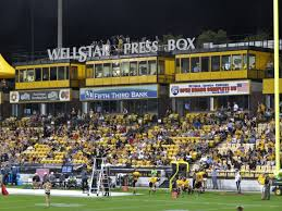 Kennesaw State Football Seating Chart Fifth Third Bank Stadium Kennesaw State Owls Stadium Journey