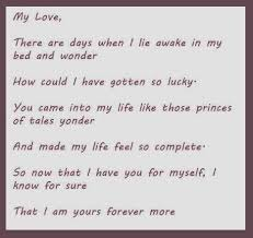 40 Cute Love Poems For Him With Images Enchanting Love Poem Quotes For Him