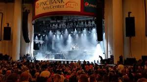 Pnc Bank Arts Center Lawn Seating Chart Pnc Bank Arts Center Section 102