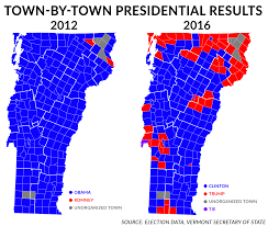 presidential elecion results 5 things to know about vermonts 2016 general election results