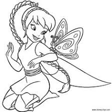 Small Picture Coloring pages of tinkerbell and friends Coloring Pages
