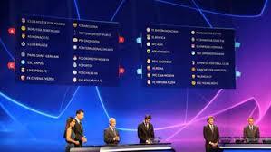Die uefa champions league 2020/21 ist die 29. Die Auslosung Zur Champions League Der Ticker Zum Nachlesen Goal Com