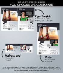 personal trainer flyer template flyerforu com personal trainer flyer template
