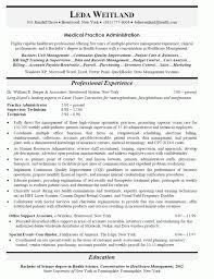Administrative Resume Template Beauteous Office Manager Resume Template Word 44 Amazing Admin Resume Examples