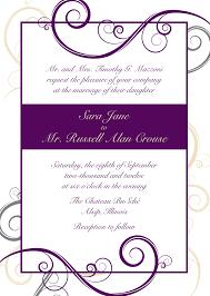 sample invitations template shopgrat basic invitations sample template