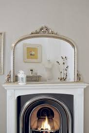 Fascinating Fireplace Mantel Mirror Decorating Ideas Pics Design Ideas .
