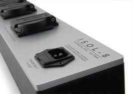 Купить <b>Сетевой фильтр Isol-8 PowerLine</b> Ultra 4 Way в Москве ...