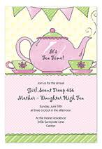 Kids Tea Party Invitation Wording Kids Tea Party Birthday Invitations Tea Party Invites