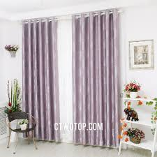Purple Living Room Curtains Elegant Purple Living Room Curtains With Jacquard Pattern