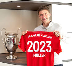 Thomas Muller is football's funniest man, from pranking Bayern Munich  team-mates to fooling around with his horse, Dave