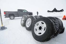Goodyear, others put to the test to see which snow tire is best