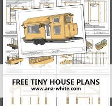 Ana White   Quartz Tiny House   Free Tiny House Plans   DIY ProjectsDOWNLOAD TINY HOUSE PLANS