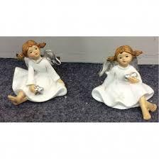 Купить 72718 <b>Фигурка декоративная Ангел</b> 8*7*7см за 299 руб