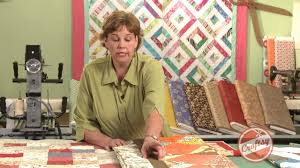 How To Add Borders to Your Quilts with Jenny Doan from Quilting ... & How To Add Borders to Your Quilts with Jenny Doan from Quilting Quickly -  YouTube Adamdwight.com