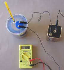 put some energy into it use a calorimeter to measure the heat  chemistry science fair project calorimeter setup