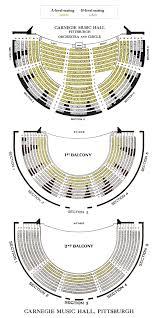 Proper Robinson Center Music Hall Seating Chart Concert 2019