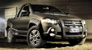 good wallpaper: New Fiat Strada Small Pickup Truck