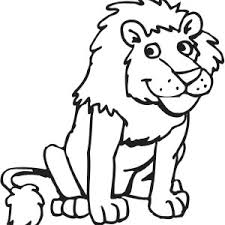 Small Picture African Lion Coloring Page Color Luna