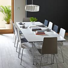 house john lewis lia 10 seater extending dining table