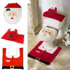 Toilet Decor Popular Xmas Toilet Decor Buy Cheap Xmas Toilet Decor Lots From