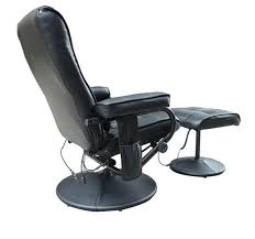 massage chair and footstool. massage chair and footstool e