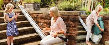 exterior stair chair lift. Delighful Lift Outside Stairchair San Francisco Are Acorn 130 Exterior Straight Rail  Stairchairste On Exterior Stair Chair Lift F