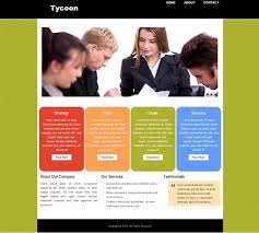 Free Css Website Templates Gorgeous Best Free HTMLCSS Website Templates From April 28