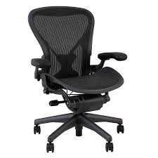 office chair picture. Brilliant Office BuyHerman Miller Classic Aeron Office Chair Size B Graphite Online At  Johnlewiscom  On Chair Picture A