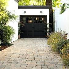 Black Garage Doors Carriage All About Inspiration To Remodel Home With How Blackout Door Windows