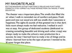essay my favourite place  essay my favourite place