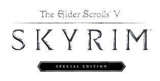 The Elder Scrolls V: Skyrim Special Edition logo