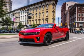 Used 2013 Chevrolet Camaro ZL1 Pricing - For Sale | Edmunds