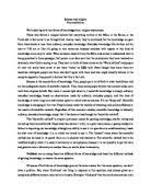 will vs destiny and science vs religion essays international  science and religion fact or fiction