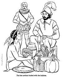 Inspiring American Indian Coloring Pages Printable In Beatiful