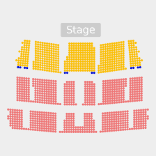 Cheyenne Civic Center Seating Chart Face Vocal Band Tickets Fri Dec 20 2019 At 7 30 Pm