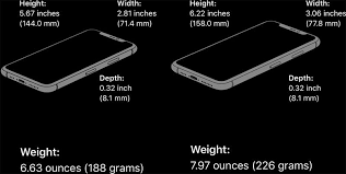 Iphone 11 Pro Size And Weight