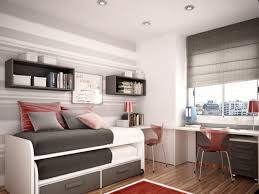 Small Bedroom Kids For Small Spaces Small Kids Room Design In Two Beds With Space