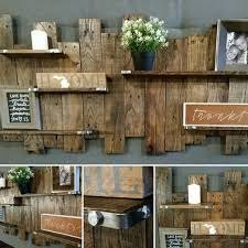 gallery of rustic wooden wall decor com adorable wood lovely 10