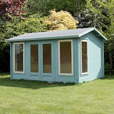home office cabin.  Home Click Image To Enlarge Waltons 5m X 4m Home Office Director Log Cabin Inside F