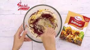 Bumbu ladaku 100gr merica bubuk bungkus: Kreasi Bakwan Spesial Resep Bakwan Ubi Ala Sasa Tepung Bakwan Spesial Youtube