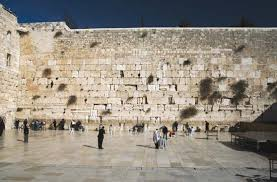 Image result for wailing wall in jerusalem