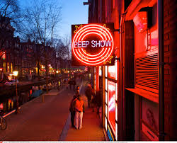 Red Light District Rotterdam Amsterdams Red Light District Netherlands Tourism