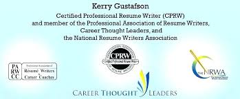 Professional Association Of Resume Writers Resume Writers