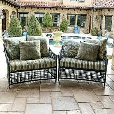 oversized patio chairs. Oversized Patio Furniture Pair Of Wicker Chairs With Cushions Table Cover Outdoor Chair U